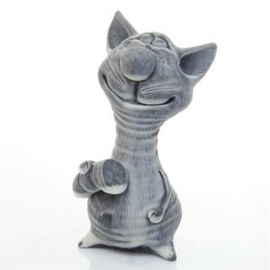 Кот с колбасой (авторск.)