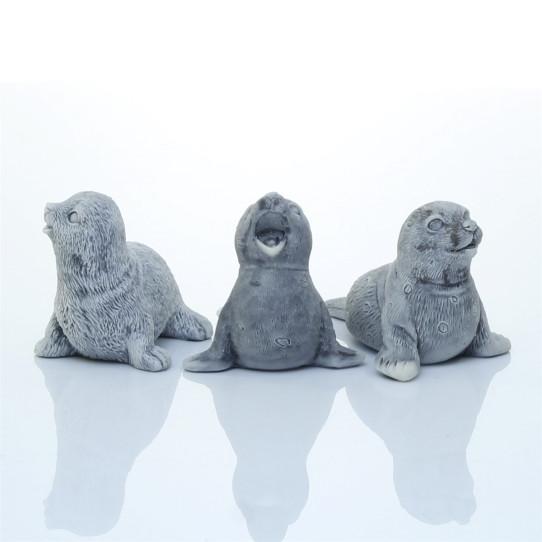 Тюлень (3 вида)