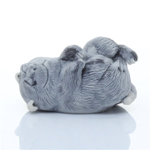 Чеширский Кот на подушке (шарж)