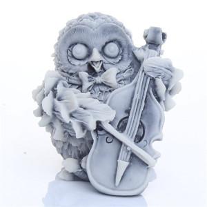 Филин музыкант