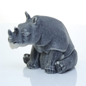 Носорог сидящий